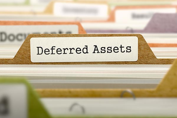 the dines group financial services tdeferred assets